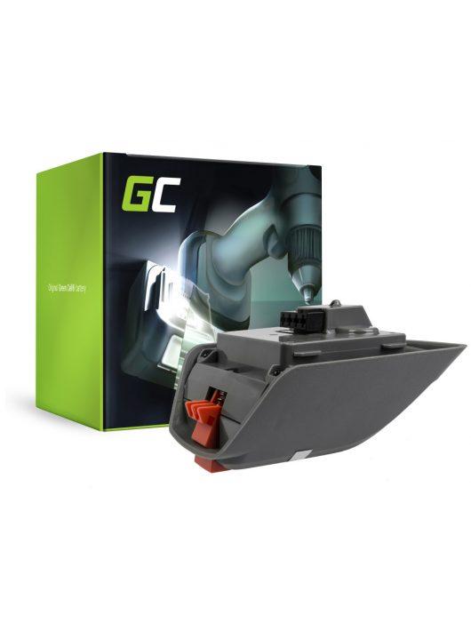 Green Cell  akkumulátor / akku Gardena Comt 35 Roll-Up 8025-20