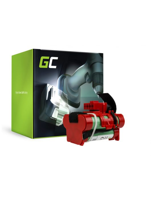 Green Cell  akkumulátor / akku Gardena R38Li R50Li R80Li Husqvarna Automower 105 305 Flymo 1200R McCulloch ROB R1000 R800