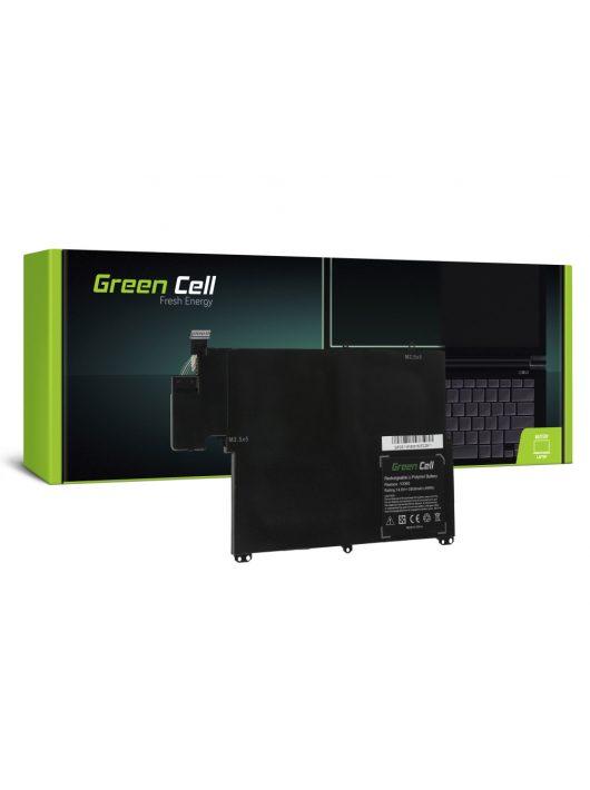 Green Cell akkumulátor / akku TKN25  Dell Vostro 3360 Inspiron 13z 5323