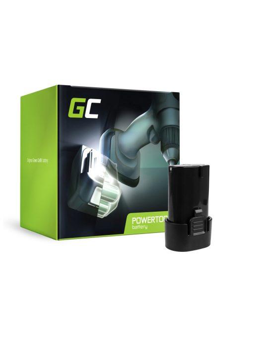 Green Cell akkumulátor / akku BL7010 BL0715 Makita CL070 CL072 DF010 DF012 TD020 TD021 TD022