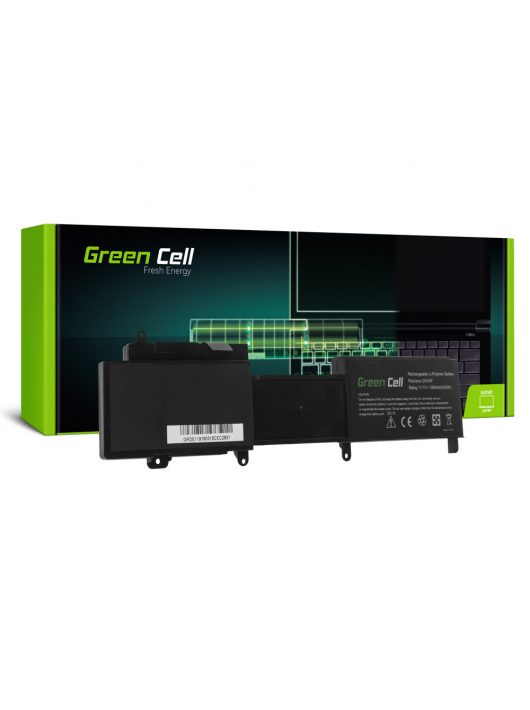 Green Cell akkumulátor / akku 2NJNF  Dell Inspiron 14z 5423 15z 5523