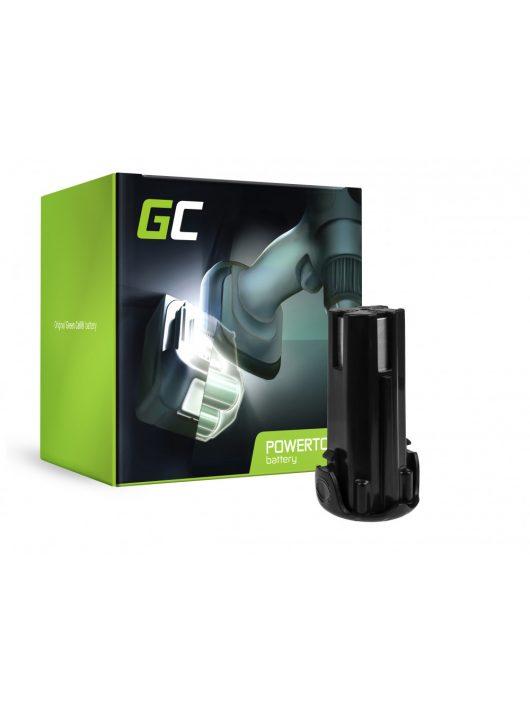 akkumulátor / akku  Green Cell EBM315 3.6V 1.5Ah  Hitachi DB3DL DB3DL2