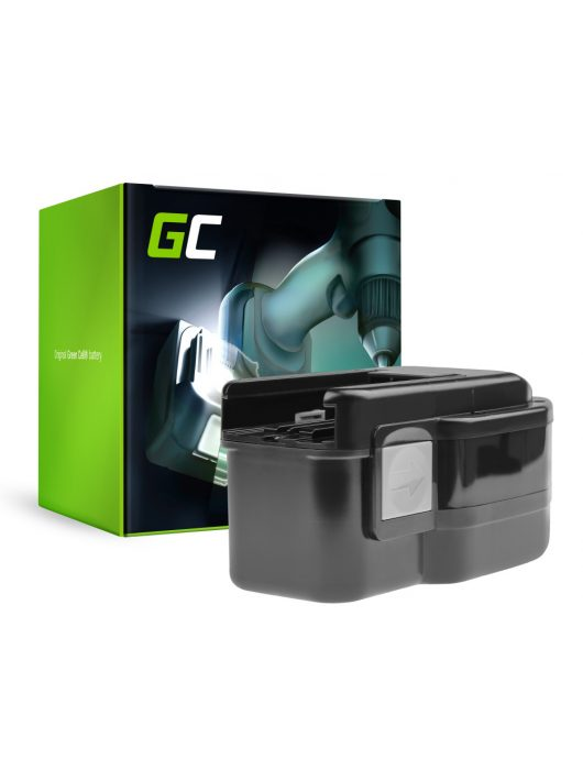 akkumulátor / akku  48-11-2320 Green Cell  Milwaukee PES PIW PSH PSX PWS 18 Loktor H P S 18 AEG B18 BBM BDSE BXL BSX 18