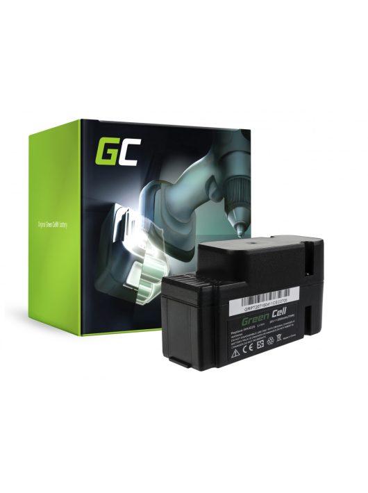 akkumulátor / akku  WA3225 WA3565 Green Cell  Worx Landroid M800 M100 L1500 L2000 WG790 WG791 WG792 WG794 WG796 WG797