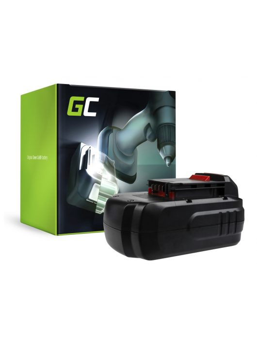 akkumulátor / akku  PC18B Green Cell  Porter-Cable PC1800D PC180DK PC18AG PC18JR PC18JS PC18RS PC18SS