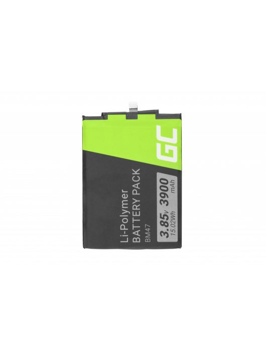 Green Cell akkumulátor / akku BM47  telefon Xiaomi Redmi 3 3S 3X 4X
