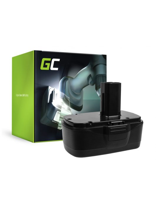 akkumulátor / akku  11375 11376 Green Cell  Craftsman C3 XCP 19.2V CRS1000 ID2030 11485 114850 114852 115410 17191 5727.1