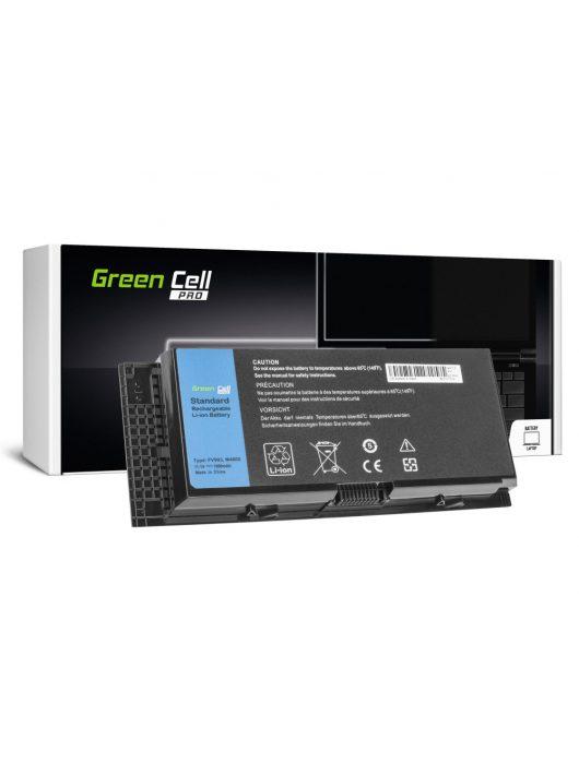 Green Cell Pro akkumulátor / akku FV993  Dell Precision M4600 M4700 M4800 M6600 M6700