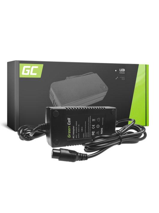 Green Cell Elektromos kerékpár Töltő 54.6V 1.8A (3 pin)