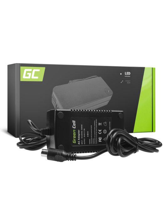 Green Cell Elektromos kerékpár Töltő 54.6V 1.8A (RCA)
