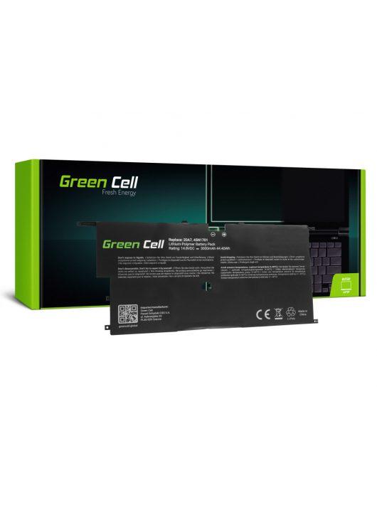 Green Cell Laptop akkumulátor / akku 45N1700 45N1701 45N1702 45N1703 Lenovo ThinkPad X1 Carbon 2nd Gen