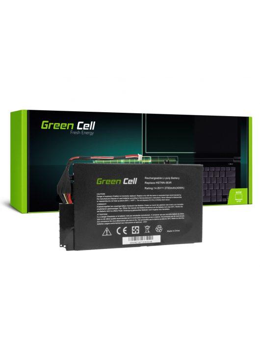 Green Cell Laptop akkumulátor / akku EL04XL HSTNN-IB3R HSTNN-UB3R HP Envy 4 4-1110EW 4-1110SW 4-1120EW 4-1120SW 4-1130EW 4-1210EW 4-1210SW