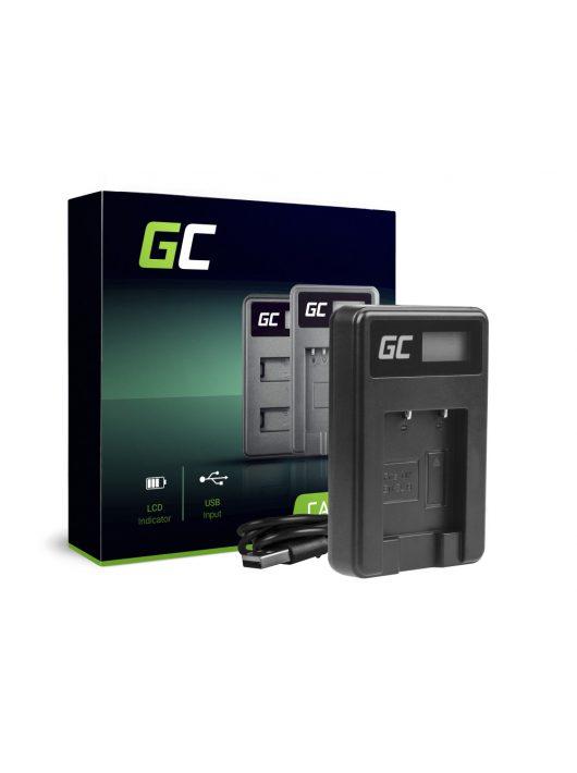 Green Cell Kamera töltő MH-66 Nikon EN-EL19, Coolpix W100, A100, A300, S32, S33, S100, S2750, S3300, S5200, S6400, S7000