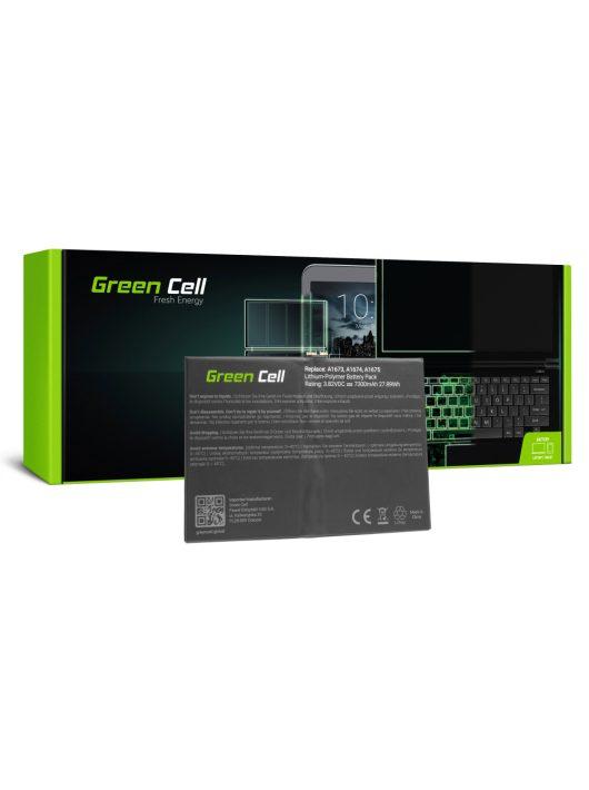 Green Cell akkumulátor / akku A1664 Apple Pro 9.7 A1673 A1674 A1675
