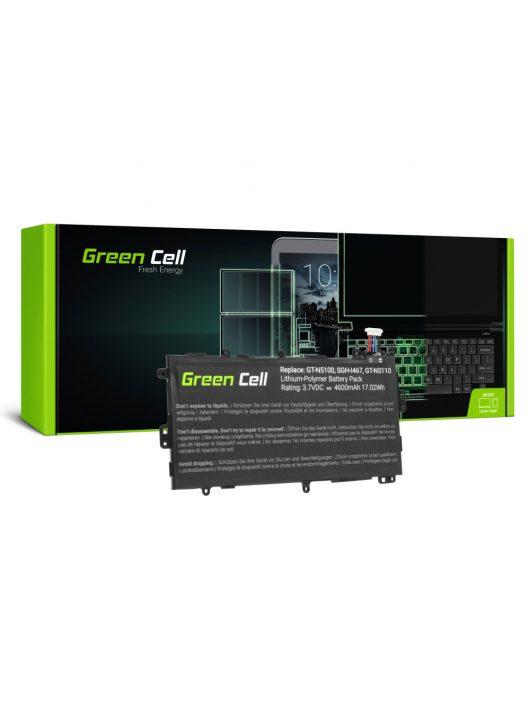 Green Cell akkumulátor / akku SP3770E1H Samsung Galaxy Note 8.0 GT-N5100 GT-N5110 GT-N5120
