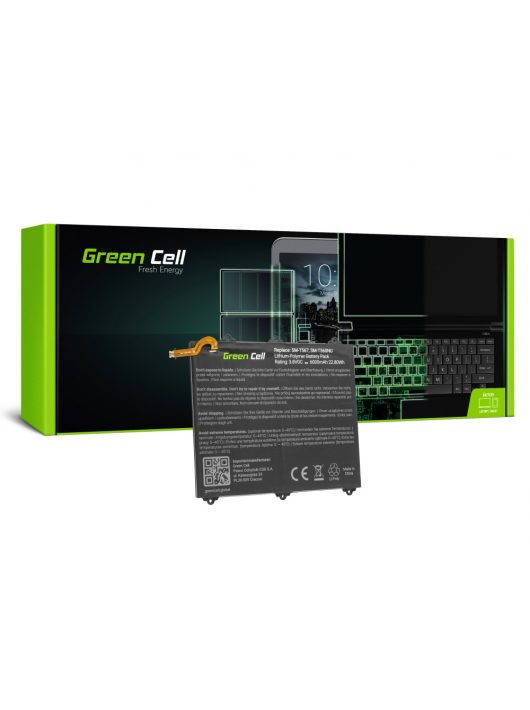 Green Cell akkumulátor / akku EB-BT567ABA Samsung Galaxy Tab E 9.6 T560 T561