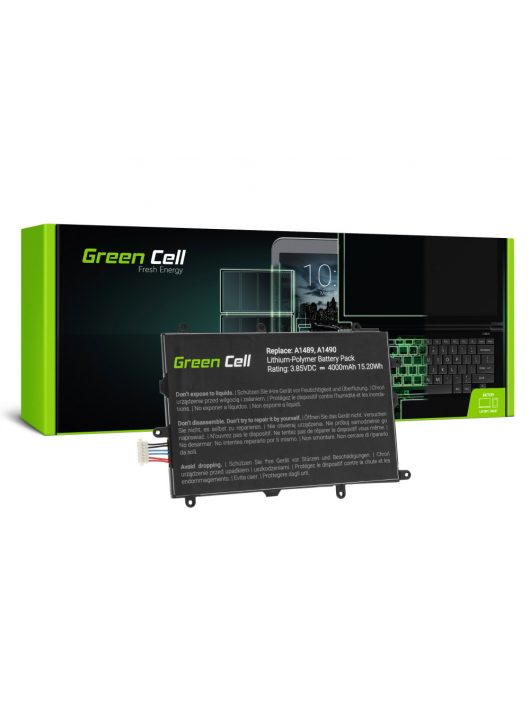 Green Cell akkumulátor / akku SP4073B3H Samsung Galaxy Tab