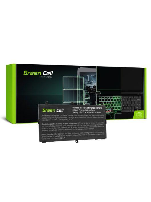 Green Cell akkumulátor / akku T4000E Samsung Galaxy Tab 3 7.0 P3200 T210 T211