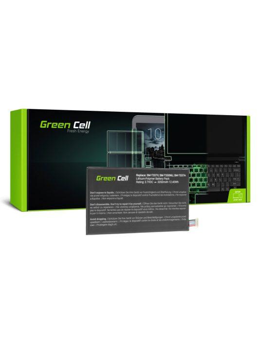 Green Cell akkumulátor / akku EB-BT330FBU Samsung Galaxy Tab 4 8.0 T330 T331 T337