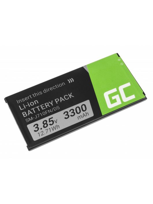 Green Cell akkumulátor / akku EB-BJ710CBC  telefon Samsung Galaxy J7 On8