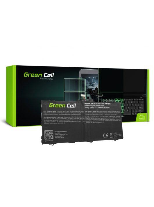 Green Cell akkumulátor / akku EB-BT800FBE EB-BT800FBU Samsung Galaxy Tab S 10.5 T800 T805