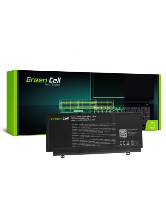 Laptop akkumulátor / akku CN03XL HSTNN-LB7L HP Envy 13-AB 13-AB000NW 13-AB003NW 13-AB005NW HP144