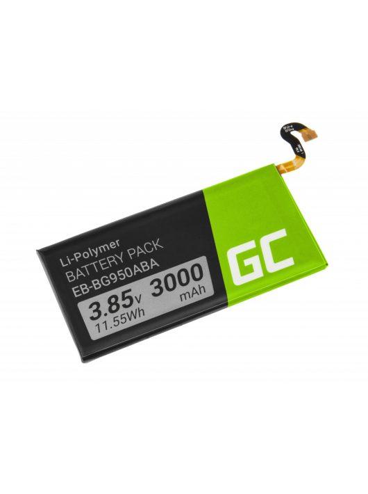 Green Cell Smartphone akkumulátor / akku EB-BG950ABA Samsung Galaxy S8 G950F