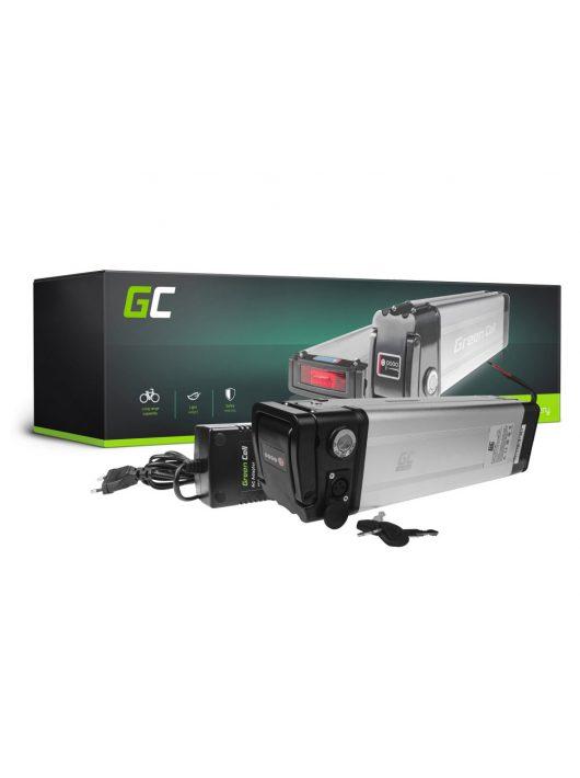 Green Cell Elektromos Kerékpár Akkumulátor / Akku Silverfish 36V 23.8Ah 857Wh E-Bike Pedelec