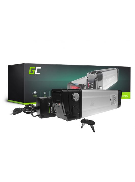 Green Cell Elektromos Kerékpár Akkumulátor / Akku Silverfish 24V 27.2Ah 653Wh E-Bike Pedelec