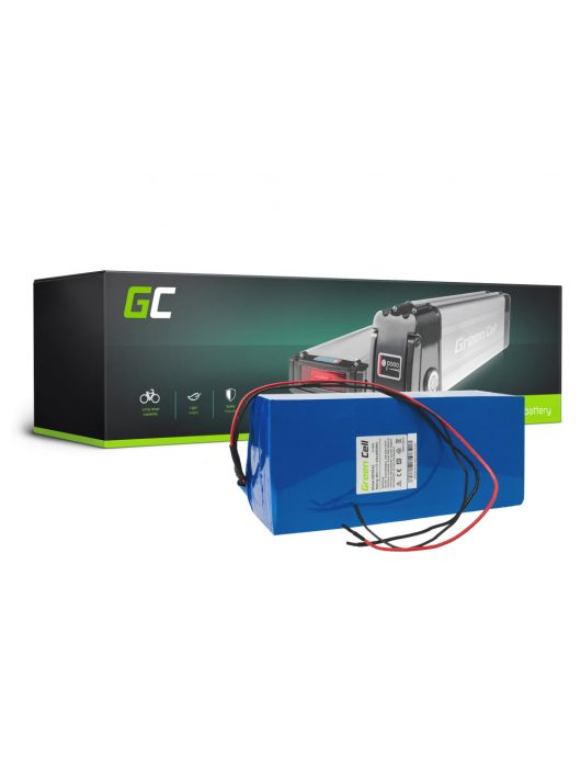 Green Cell Elektromos Kerékpár Akkumulátor / Akku Pack 36V 14.5Ah 522Wh E-Bike Pedelec