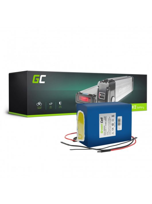 Green Cell Elektromos Kerékpár Akkumulátor/Akku 24V 14,5Ah 349Wh E-Bike Pedelec