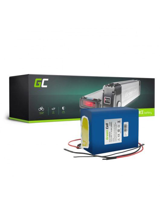 Elektromos Kerékpár Akkumulátor/Akku 24V 14,5Ah 349Wh E-Bike Pedelec EBIKE44