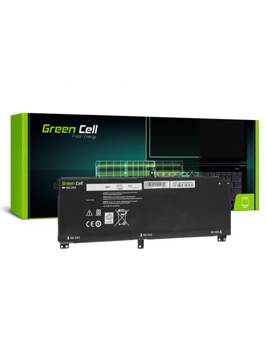 Green Cell Laptop akkumulátor / akku Dell XPS 15 9530, Dell Precision M3800 / 11,1V 4400mAh