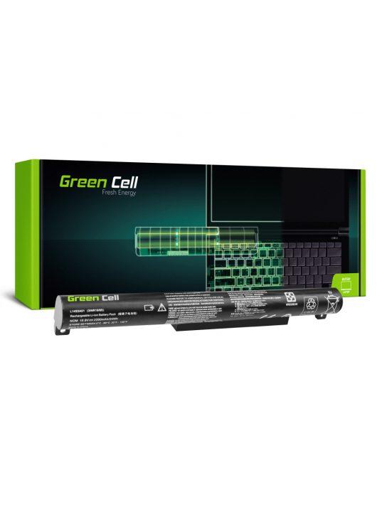 Laptop akkumulátor / akku L14C3A01 L14S3A01 Lenovo B50-10, Lenovo IdeaPad 100-15IBY LE120