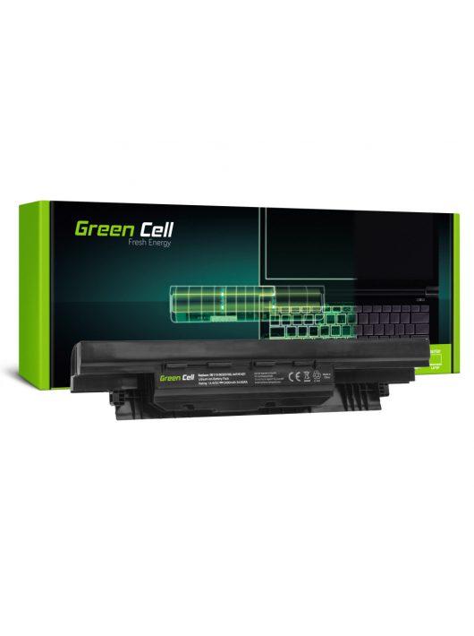 Green Cell Laptop akkumulátor / akku A41N1421  Asus AsusPRO P2420 P2420L P2420LA P2420LJ P2440U P2440UQ P2520 P2520L P2520LA P2520LJ P25