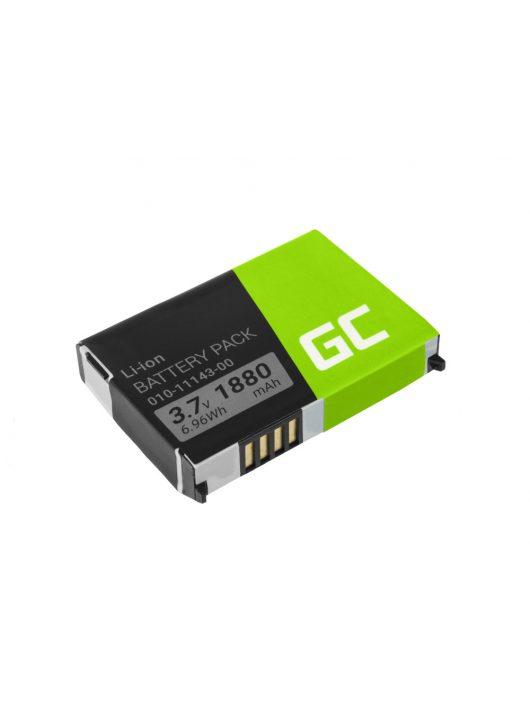 Green Cell GPS akkumulátor / akku 010-11143-00 Garmin SafeNav Aera 500 Zumo 220 660LM