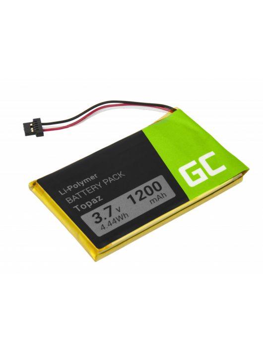 Green Cell GPS akkumulátor / akku Navigon 70 70/71 Plus Easy Premium