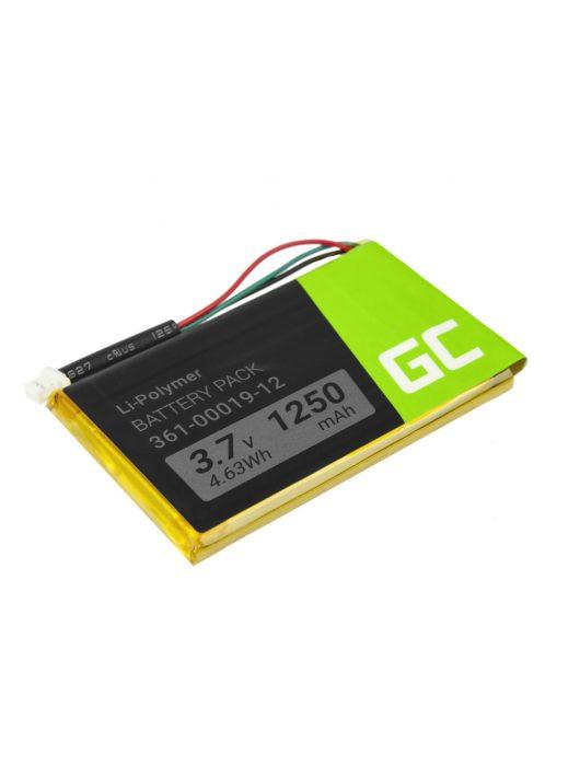 Green Cell GPS akkumulátor / akku 361-00019-11 361-00019-16 Garmin Edge 605 705 Nuvi 200 285WT 710 1300 1350T