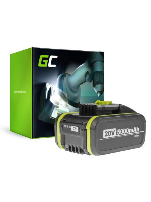 Green Cell akkumulátor / akku WA3549 WA3551 WORX WG160E WG169E WG546E WG549E WG894E WX090 WX166 WX167 WX292 WX372 WX390 WX523 WX678