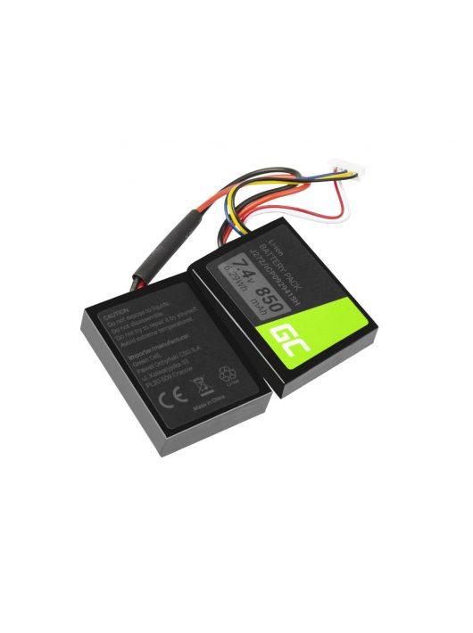 Green Cell akkumulátor / akku Beats Pill 2.0