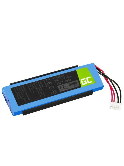 Green Cell akkumulátor / akku JBL Flip 3