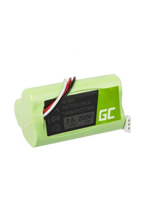 Green Cell akkumulátor / akku 180AAHC3TMX Logitech S315i S715i Z515 Z715