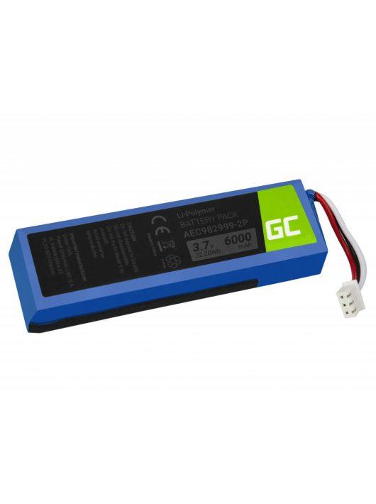 Green Cell akkumulátor / akku AEC982999-2P JBL Charge