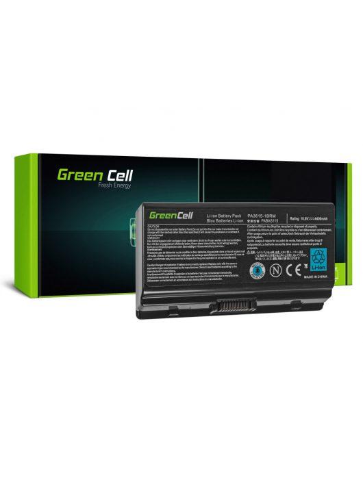 Green Cell Laptop akkumulátor / akku Toshiba Satellite L40 L45 L401 L402