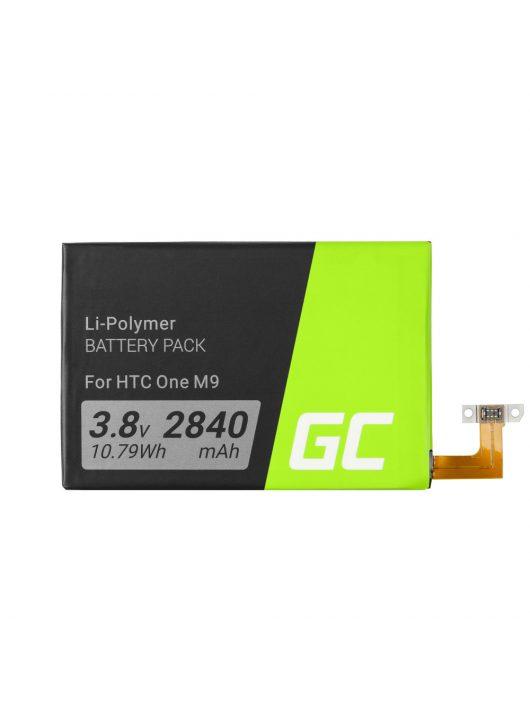 Green Cell B0PGE100 Smartphone akkumulátor / akku HTC One M9 S9