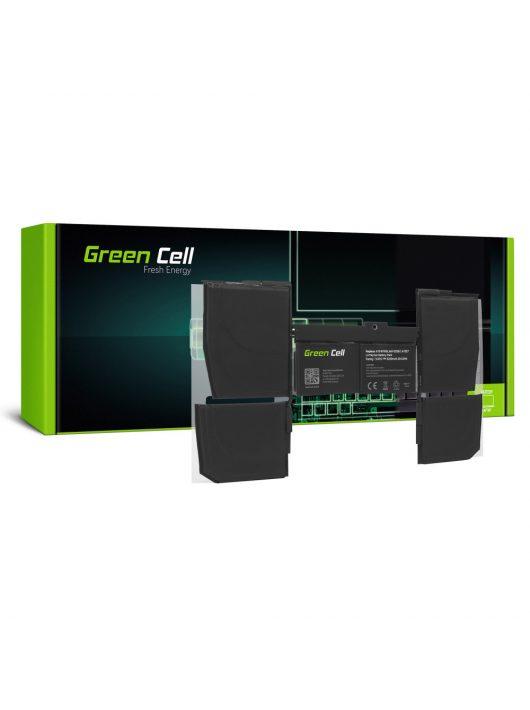 Green Cell Laptop akkumulátor / akku A1527 Apple MacBook 12 A1534 (Early 2015, Early 2016, Mid 2017)