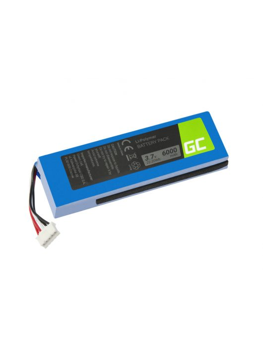 Green Cell hangszóró akkumulátor / akku GSP1029102 JBL Charge 2+, Charge 2 Plus