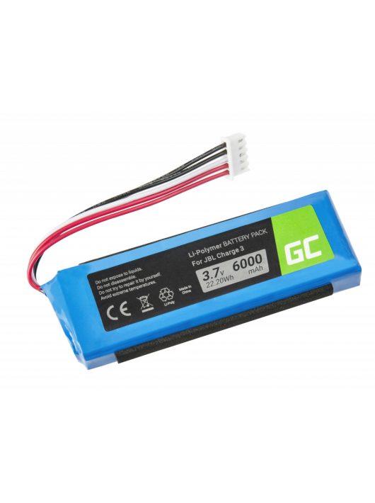 hangszóró akkumulátor / akku GSP1029102A JBL Charge 3 verzió 2