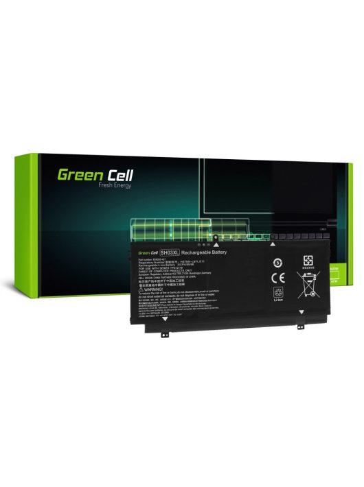Laptop akkumulátor / akku SH03XL HP Spectre x360 13-AC 13-W 13-W050NW 13-W071NW