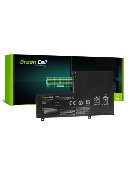 Green Cell Laptop akkumulátor / akku L14M3P21 Lenovo Yoga 500-14IBD 500-14ISK 500-15IBD 500-15ISK